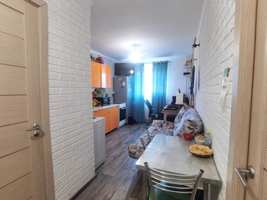 2-комн квартира, 37.3 м2, 1 этаж - фото 1
