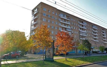 1-комн квартира, 32.2 м2, 3 этаж