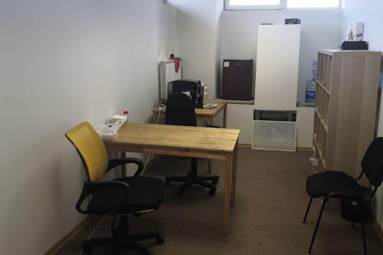 Офис, 45.4 м2, класс B