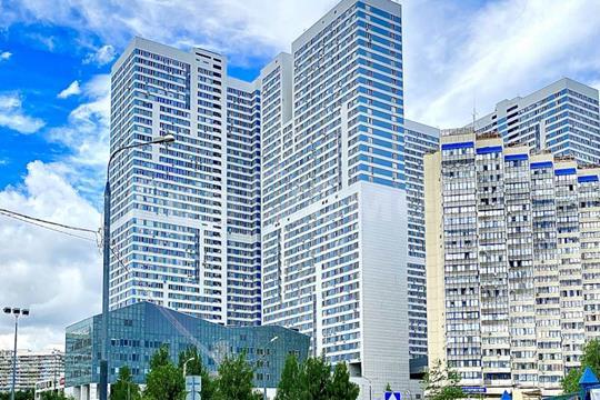 Многокомнатная квартира, 225 м2, 41 этаж