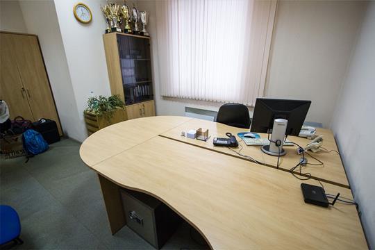 Офис, 800 м2, класс B