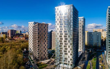 3-комн квартира, 187.6 м2, 23 этаж