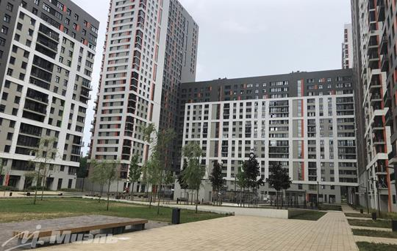 1-комн квартира, 30 м2, 23 этаж