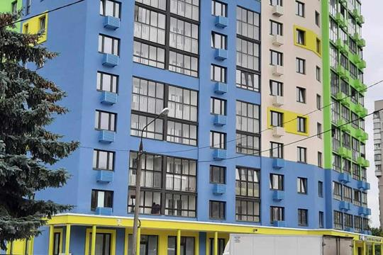 2-комн квартира, 58.7 м2, 8 этаж