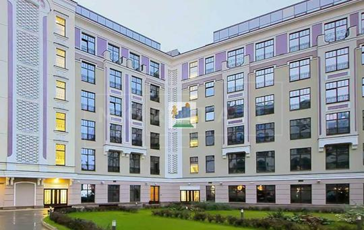 1-комн квартира, 68.5 м2, 5 этаж