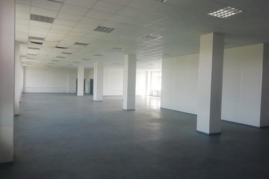 Офис, 1300 м2, класс C