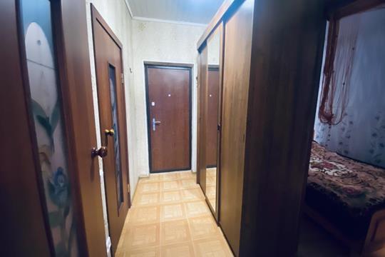1-комн квартира, 43.9 м2, 2 этаж