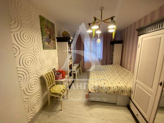 1-комн квартира, 30.9 м2, 4 этаж - фото 1