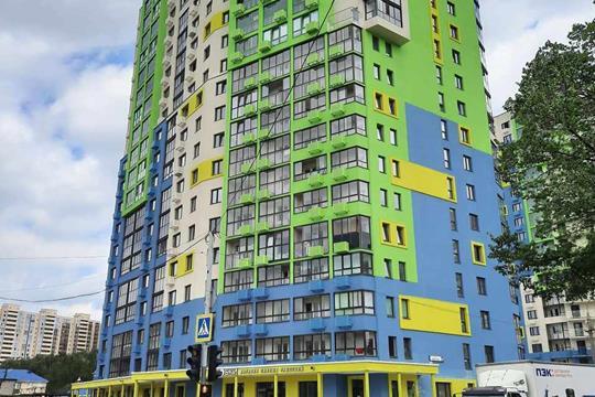 1-комн квартира, 76.2 м2, 2 этаж
