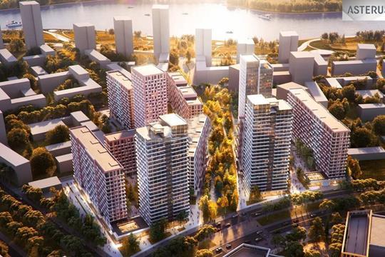 1-комн квартира, 37 м2, 11 этаж
