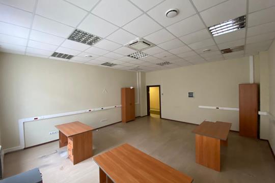 Офис, 37.31 м2, класс B