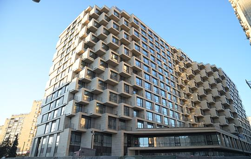 3-комн квартира, 201.3 м2, 14 этаж