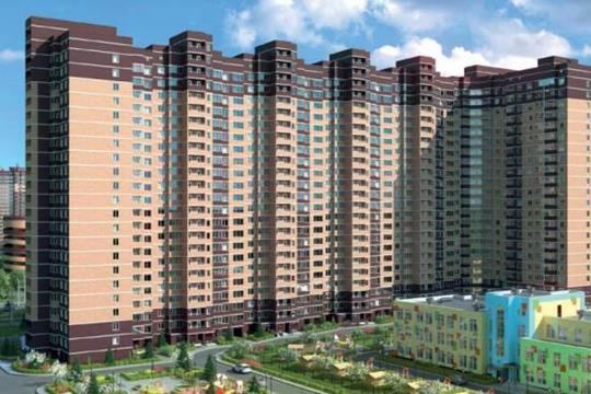1-комн квартира, 31.1 м2, 14 этаж