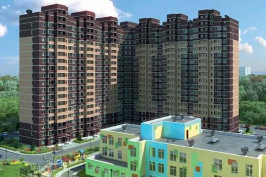 3-комн квартира, 61.4 м2, 15 этаж