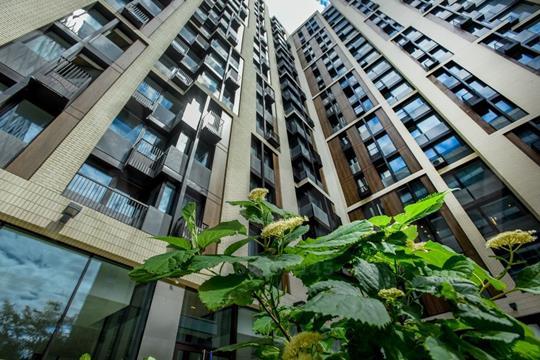 2-комн квартира, 65 м2, 17 этаж