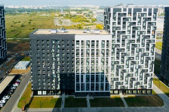 2-комн квартира, 73 м2, 2 этаж