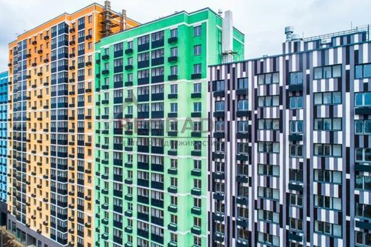 2-комн квартира, 58.7 м2, 2 этаж