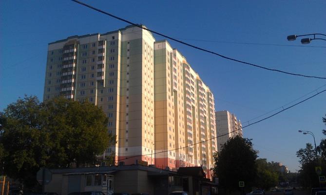 3-комн квартира, 82.1 м2, 6 этаж - фото 1