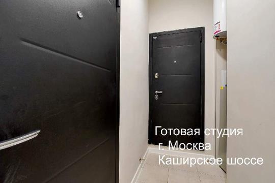 Студия, 18.5 м2, 2 этаж