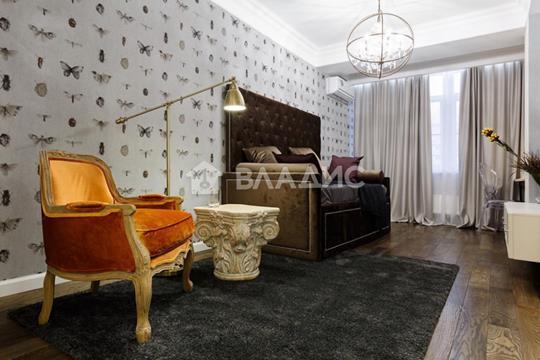 4-комн квартира, 108 м2, 17 этаж