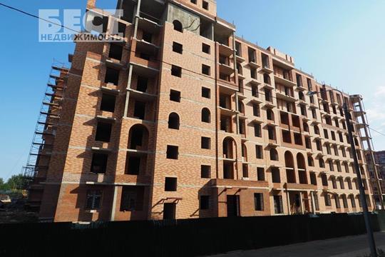 2-комн квартира, 43.4 м2, 8 этаж