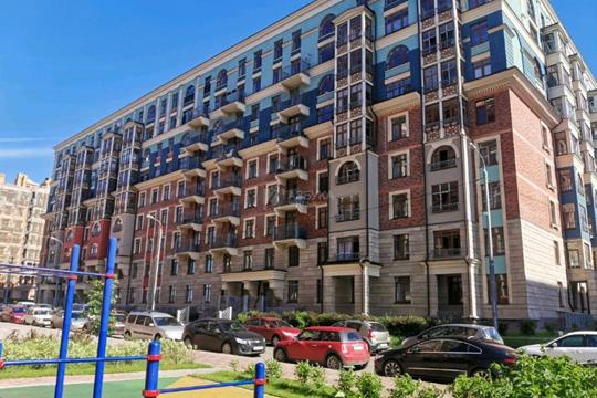 1-комн квартира, 23.4 м2, 4 этаж