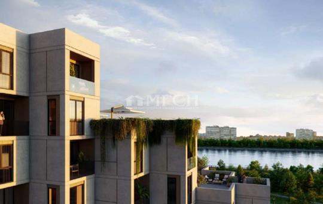 3-комн квартира, 87.1 м2, 6 этаж
