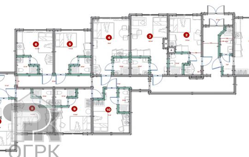 Студия, 14.2 м2, 1 этаж