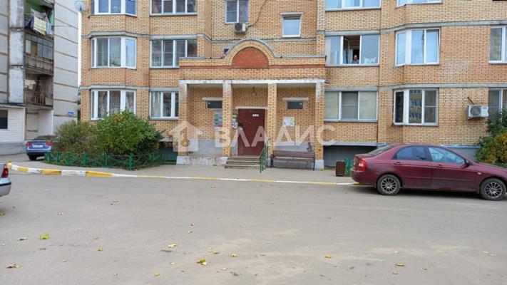 1-комн квартира, 40.9 м2, 6 этаж - фото 1