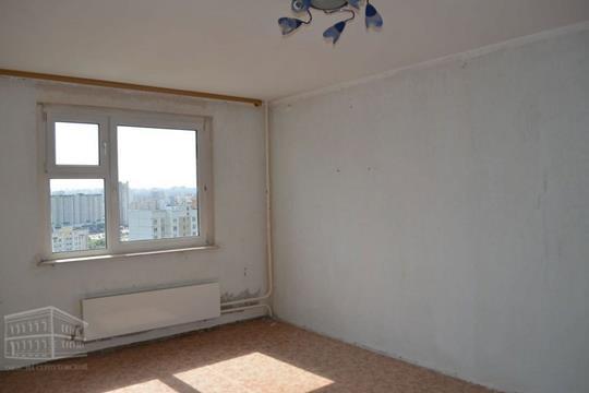 1-комн квартира, 39 м2, 20 этаж