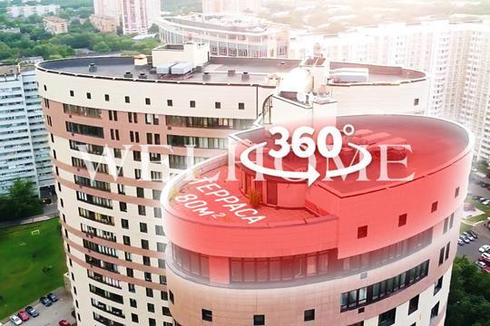 Многокомнатная квартира, 460 м2, 23 этаж