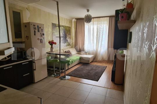 1-комн квартира, 56.6 м2, 6 этаж