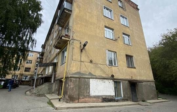 2-комн квартира, 19.2 м2, 1 этаж