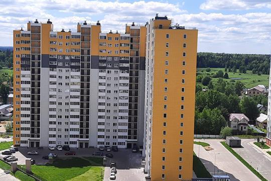 1-комн квартира, 37.2 м2, 1 этаж