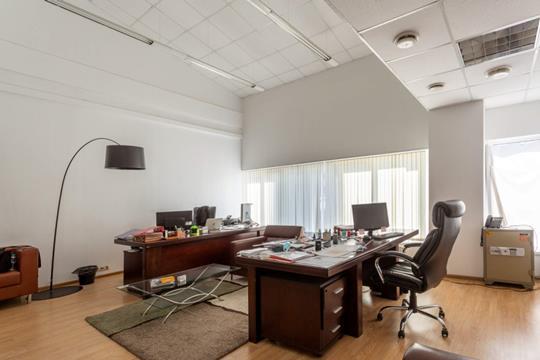 Офис, 93.8 м2, класс B
