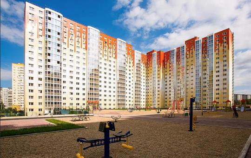 1-комн квартира, 41.2 м2, 9 этаж