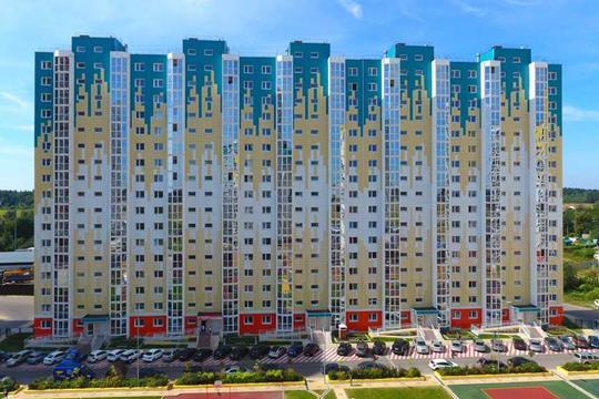 2-комн квартира, 75.3 м2, 7 этаж