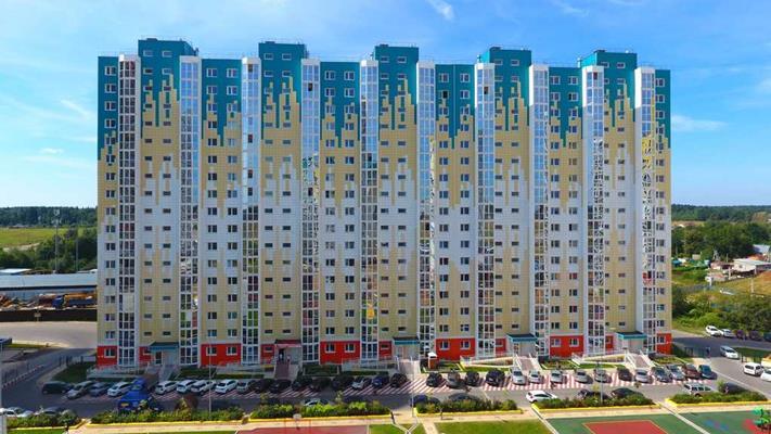 2-комн квартира, 75.3 м2, 7 этаж - фото 1