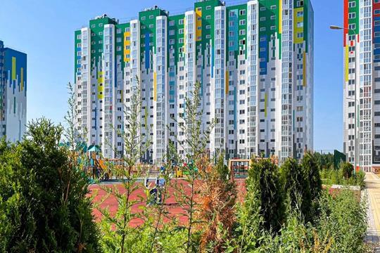 2-комн квартира, 75.3 м2, 9 этаж