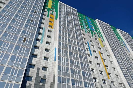 2-комн квартира, 75.3 м2, 11 этаж