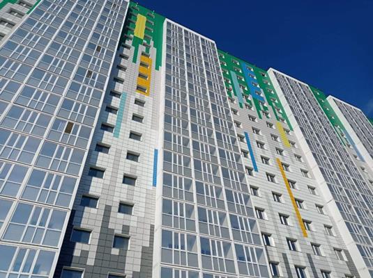 2-комн квартира, 75.3 м2, 11 этаж - фото 1