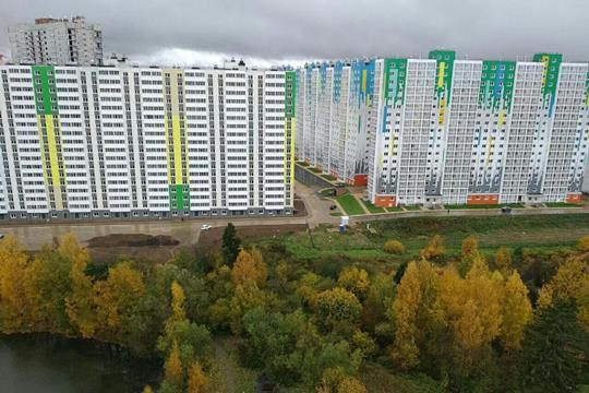 2-комн квартира, 75.3 м2, 13 этаж