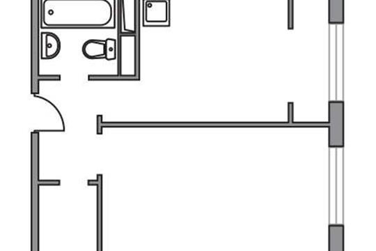 1-комн квартира, 34.07 м2, 5 этаж