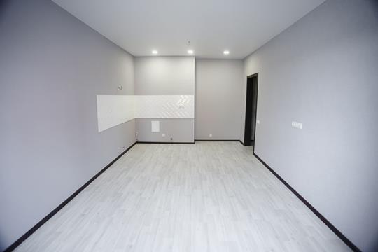 Студия, 25.6 м2, 10 этаж