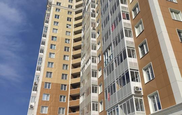 2-комн квартира, 59.2 м2, 18 этаж