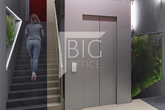 Офис, 286 м2, класс B