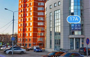 1-комн квартира, 42.5 м2, 13 этаж