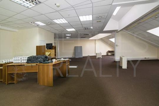 Офис, 530 м2, класс B
