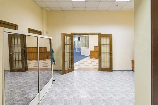 Офис, 554 м2, класс B