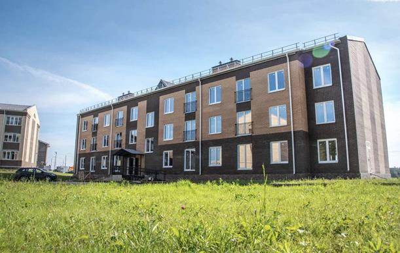 1-комн квартира, 46 м2, 1 этаж - фото 1